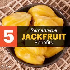 Graphic for 5 jackfruit health benefits